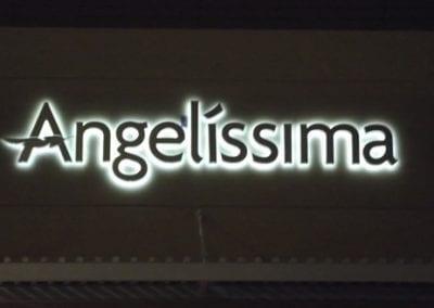 channel letter signage