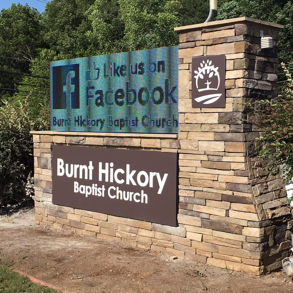 Church Signs Sign Company Atlanta Georgia