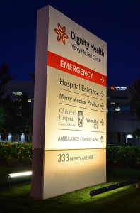 Hospital signs