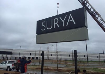 Surya Sign